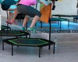 Tremplin gymnastique d'intérieur avec les cordons élastiques pour le club sautant adulte