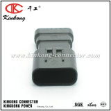 Отлитая в форму новая Kinkong 6 электрическим соединителям Pin мыжским автомобильным