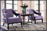 Venta caliente cómoda sala sofá de tela sofá