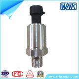 Миниатюра наполняет газом датчик давления масла, высокую точность 0.25% & превосходную стабилность