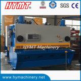 Cortadora de la máquina/de la placa de la guillotina que pela hidráulica QC11Y-16X6000