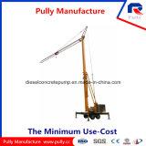 3150kg Kraan van de Toren van de Lading van het uiteinde de Mobiele Vouwbare (MTC20300)