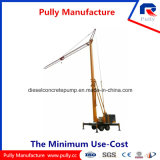 gru a torre pieghevole mobile del caricamento di punta 3150kg (MTC20300)