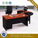 Bureau de bureau Office Metal Legs Wooden Office Furniture (HX-FCD022)