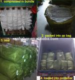 Almohadilla de bambú llenada pluma del pato y del ganso para el mejor precio