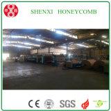 Heiße verkaufende doppelte Schicht-lamellierende Bienenwabe-Pappmaschine