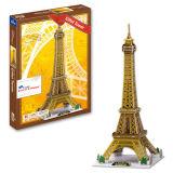 El papel de bricolaje juguetes rompecabezas 3D Jigsaw Puzzle (H8630005)