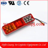 Endstück-Licht 12-24V der Gabelstapler-Ersatzteil-3 der Farben-LED