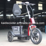 Motorino elettrico pieghevole di mobilità delle tre rotelle dell'adulto 500W con Ce