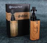 Beso ingeniosamente diseñado Ecig de Kanger K con el color de madera del grano