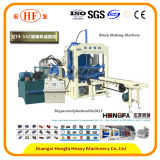 Maquinaria automática simples do tijolo do bloqueio do Paver do bloco de cimento com Ce do ISO