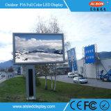 P16 풀 컬러 옥외 조정 방수 정면 서비스 LED 위원회