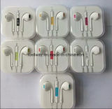 Auricular al por mayor para el iPhone 6 de los auriculares de Apple del iPhone 6 de Apple Earbuds