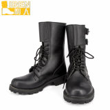 2014 New Design imperméables en cuir noir Police Tactical Boot militaire ( M2001 )