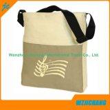 Популярные пользовательские стиль печати хлопок Canvas сумку для поощрения
