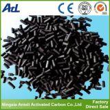 Basé sur d'alimentation de l'usine de charbon activé de boulettes de 5mm carbone utilisé pour la vente de l'industrie chimique