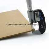 MDF Non-Формальдегида E0 тимберса 1220X2440X4.5mm для крытого строительного материала