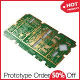 Placa de circuito eletrônica do protótipo de RoHS da volta rápida