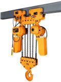 Treuil électrique de 15 tonnes avec protection de séquence de phase