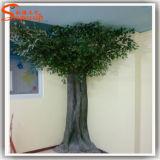Fabrik-direkter dekorativer künstlicher Bantambaum-Plastikbaum