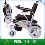 Cadeira de rodas elétrica 22kgs da dobradura 2016 nova