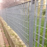 Galvanisierte kratzende Stahlzäune für das Sicherheits-Fechten
