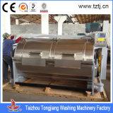 Gx-300kg ventre de la vapeur chauffée semi-automatique Type de machine à laver de laverie commerciale