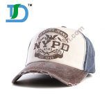 Il modo esterno di migliore qualità di estate mette in mostra il berretto da baseball con il marchio della stampa