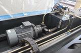 Machine se pliante en métal hydraulique de plaque Wc67y-160X4000 en acier