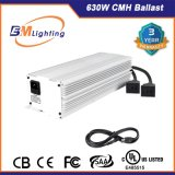 Grow Light Fixture / 630W Double Output CMH Ballast / Geman Reflector de alumínio