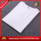 Maglietta di bambù delle signore su ordinazione breve con i disegni semplici