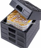 カスタム軽量のテイクアウトの配達のための反影響によって絶縁される発泡スチロールEPSの食糧ボックス