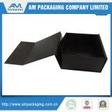 Caixa de presente de impressão de papelão customizada de luxo para o cinto de homem