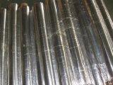 Nastro sotterraneo infiammante dell'involucro del tubo di anticorrosivo dell'alluminio, PE che sposta il nastro adesivo del condotto, nastro butilico del polietilene