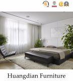 Moderner Entwurfs-hölzerne Möbel-Hotel-Schlafzimmer-Möbel (HD401)