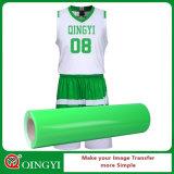 Qingyi Qualität tragen Wärme-Presse-Vinyl für Beutel auf