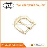 Inarcamento di cinghia rotondo personalizzato vario sacchetto del metallo in oro chiaro