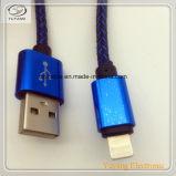 iPhone 5/6/7 의 패드 컴퓨터를 위한 USB/Date 케이블 또는 철사 또는 선