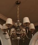 De antieke Ronde Decoratieve Lamp van de Tegenhanger van de Inrichting Woon