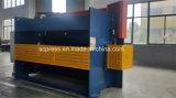Гидровлический тормоз We67K- 100ton 3200mm давления CNC с системой Delem