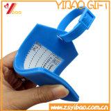 Están ajustadas de PVC de silicona suave para la promoción de la etiqueta de equipaje