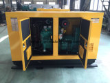 conjunto de generador diesel de 60Hz 120kw/150kVA Cummins (6BTAA5.9-G2 1800rpm)
