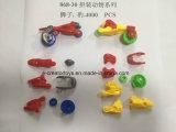 Série animale de bricolage Jouets d'assemblage en jouets promotionnels pour enfants