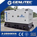 Звуконепроницаемые 250ква с генераторной установкой дизельного двигателя Perkins
