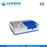 Просматривая видимый спектрофотометр, 320-1100nm, 4nm