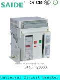 De Stroomonderbreker Dw45 (ACB) 2000A van de lucht