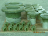 FRP ou Gfrp ou flanges de GRP para o ambiente da corrosão