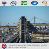 Структура полуфабрикат транспортера стальная для горнодобывающей промышленности