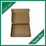 Reciclables de papel personalizado caja de cartón
