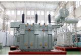 transformador de potencia ferroviario de alto voltaje estándar de la tracción del IEC 35~230kv